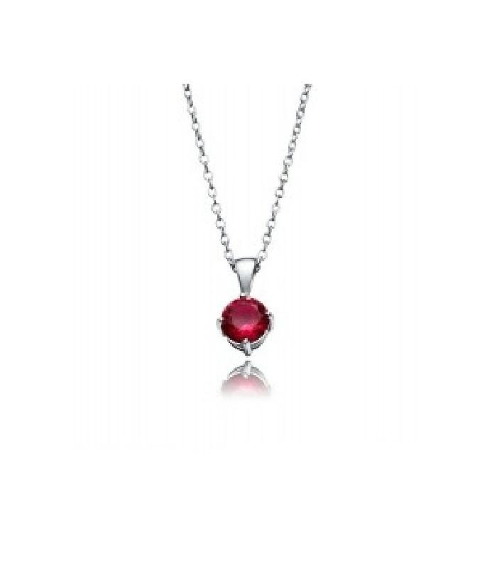 545970faac63 Colgante en garra con piedra roja de Viceroy - 5035C000-57 - Angel ...