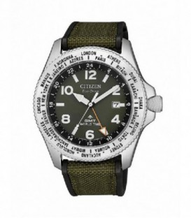 Reloj BJ7100-23X Citizen Eco-Drive Promaster GMT 200M - BJ7100-23X