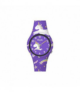Reloj Doodle Arco iris Mood DO32006 niña violeta - DO32006