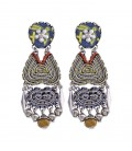 Pendientes Ayala Bar Butterfly Wings Heart of Marigold - H1465